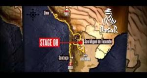 Rajd Dakar etap 8: Salta – San Miguel de Tucuman