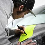 Galeria: Opel Adam wg. projektu Valentino Rossiego