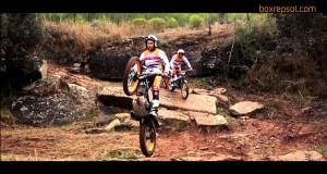 Wideo: Marc Marquez i Dani Pedrosa bawią się na motocyklach typu trail