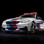 Galeria: BMW M4 – nowy samochód bezpieczeństwa