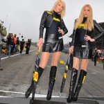 Galeria: Grid Girls WSBK Assen 2014