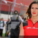 Grid Girls World Superbike