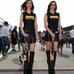 Grid Girls World Superbike