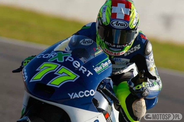Dominique+Aegerter+moto2+grand+prix+niemiec