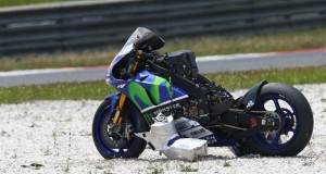 Testy MotoGP – Sepang II, dzień 4: Nowe opony Michelin powodem serii wypadków