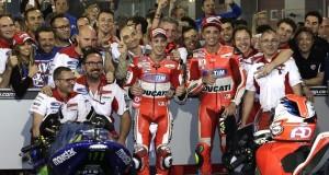 Ducati fenomenalnie rozpoczyna nowy sezon w MotoGP