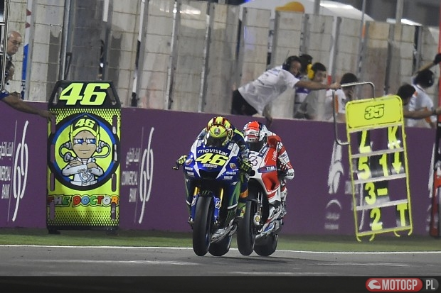 Valentino Rossi i Andrea Dovizioso