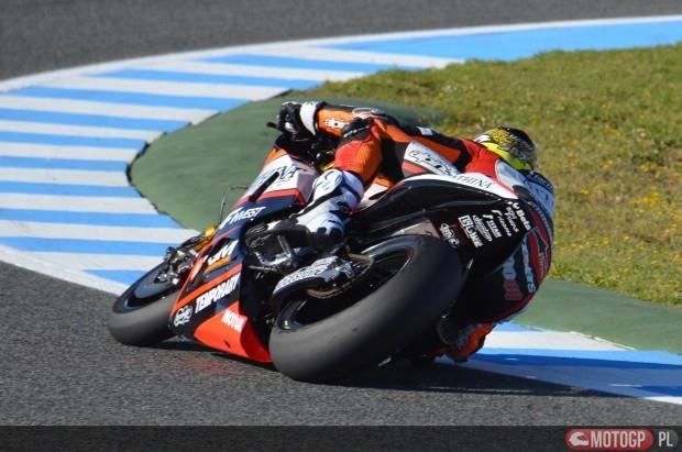 Najszybszy Francuz w MotoGP © Nelly Pluto