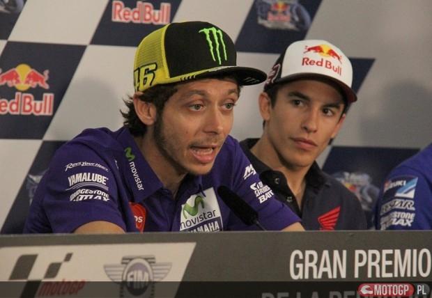 Rossi i Marquez