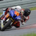 Pasek na podium w Yamaha R6 Dunlop Cup
