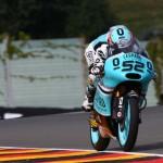 GP Niemiec: Kent wygrywa kwalifikacje mimo upadku