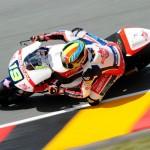GP Niemiec: Simeon wygrywa wyścig w klasie Moto2