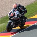 GP Niemiec: Zarco z pierwszego pola