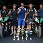 Szkopek znów dwukrotnie na podium motocyklowych mistrzostw Polski