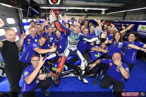 Trzeci tytuł dla Lorenzo?