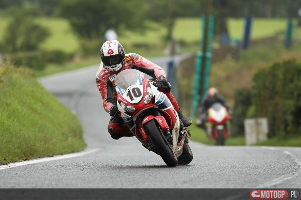 Pacemaker Belfast - 05-08-2015  Conor Cummins duing todays  Superbike Practice at U.G.P  Photo by Tremaine Gregg/Pacemaker