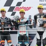 Wielkie niespodzianki w GP Indianapolis