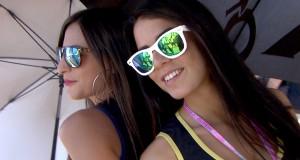 Wideo: Dziewczyny na padoku GP San Marino