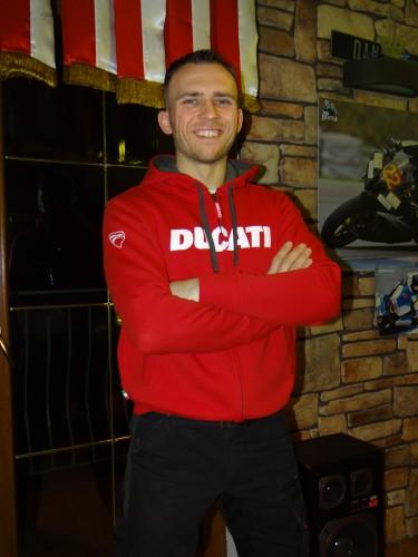 Daniel Bukowski Ducati Torun Motul Team