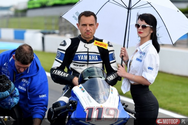 Pawel Szkopek POL Yamaha YZF R1 Team Toth Superbike WSBK Donington 2016 (Circuit Donington Park) 27-29/05.2016 PSP/ Lukasz Swiderek www.photoPSP.com