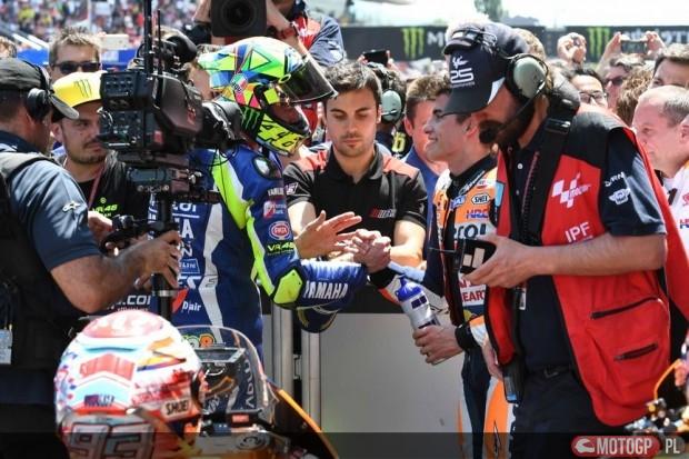 Marquez, Rossi