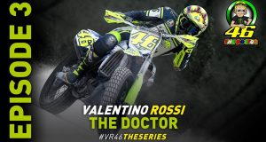 Wideo: Valentino Rossi: The Doctor cz. 3/5