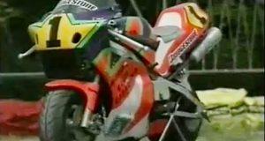 Wideo: Młody Valentino Rossi na minimoto w 1991 roku