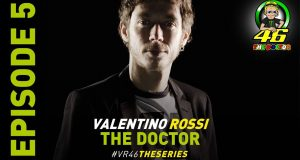 Wideo: Valentino Rossi: The Doctor cz. 5/5