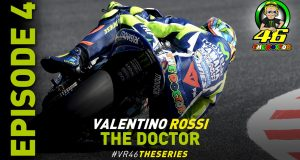 Wideo: Valentino Rossi: The Doctor cz. 4/5