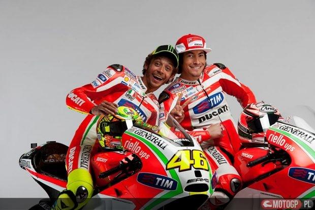 Rossi, Hayden