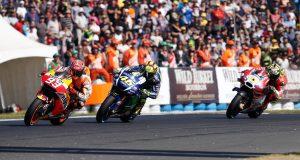 Wideo: Wyścig MotoGP o GP Australii 2015