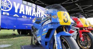 Wideo: Historyczne motocykle Yamahy w Zandvoort