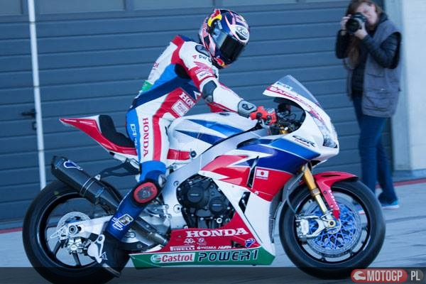 Stefan Bradl Ten Kate Honda