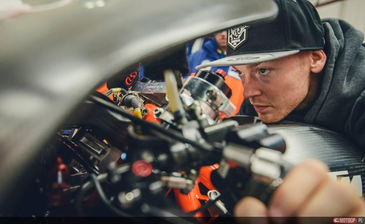 Bradley Smith KTM