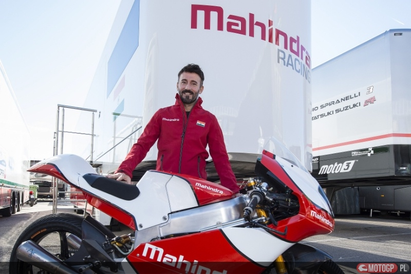 Max Biaggi Mahindra