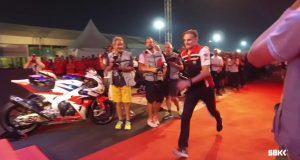 Wideo: Gala kończąca sezon WSBK