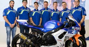 Phoenix Racing Suzuki WSS World Supersport