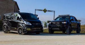 Wideo: Ford Ranger i Transit – auta sygnowane przez VR46
