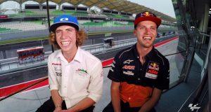 Wideo: GP Walencji zza kulis razem z braćmi Binder