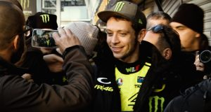 Wideo: Rossi podczas Monza Rally 2016
