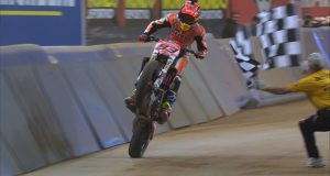 Wideo: Superprestigio Dirt Track 2016 – wygrana MM93