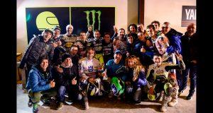 Wideo: Valentino Rossi na motocyklowym ranczu razem z Sammym Halbertem i Bradem Bakerem